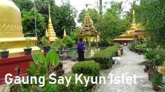 Gaung Say Kyun Islet photo
