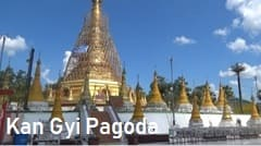 カンギーパゴダ、Kan Gyi Pagoda in Mudon、ミャンマー、Mawlamyine、ムドン、、Mawlamyine Travel Information