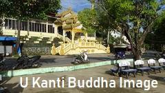 U Kanti Buddha Image