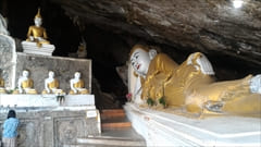 Kaw Gon Cave Buddha Hpa-an Pa-an