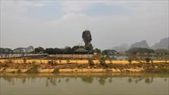hpa-an kyaut ka latt pagoda