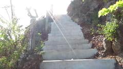 キャウッタロン・パゴダ Kyauk Ta Lone Pagoda Taung Mountain 頂上 Top of the mountain Mawlamyine Mawlamyine 写真 photo