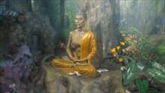 ミャンマー、Mawlamyine、キャイッカミ、写真、シーサイド、ブッダ、修行