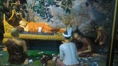 myanmar、mawlamyine Kyaikkhami yae le pagoda photo、ブッダ、Mawlamyine、キャイッカミ、パゴダ、写真、シーサイド