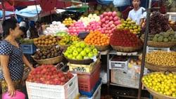 MawlamyineTravel Information Sightseeing、フルーツ、ミャンマー、写真、安い、たくさん