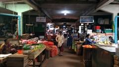 安い、食べ物、ローカル、mawlamyine zeigyi no.2 market