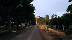 Shwe Nat Taung Pagoda 入口