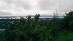 Mawlamyine市内のその他のパゴダの写真 展望台