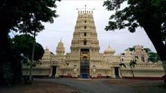 Mawlamyineのヒンドゥー教のお寺