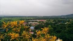 Mawlamyine、眺めが最高、展望台