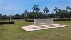 World War 2 Cemetery. myanmar, mawlamyine Tanbyuzayat
