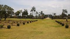 タンビュザヤ、 world war 2 cemetery. photo