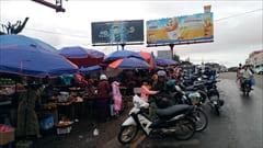 Mawlamyine、ゼイギー・アッパーマーケット 写真 mawlamyine zeigyi upper market