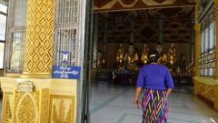 Thaton entrance shop photo Shwe Sar Yan Pagoda