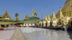 Thaton outside photo Shwe Sar Yan Pagoda